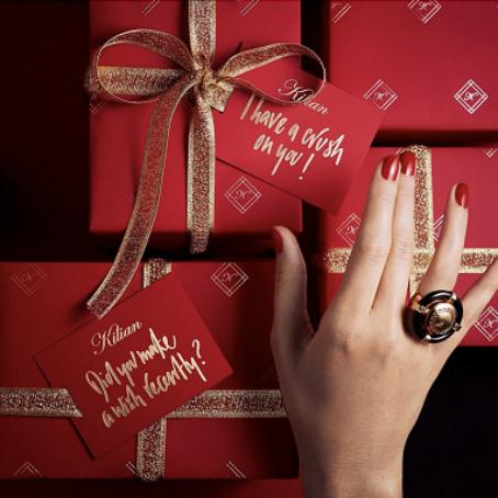 香遇圣诞,邂逅KILIAN香氛奢宠礼赞