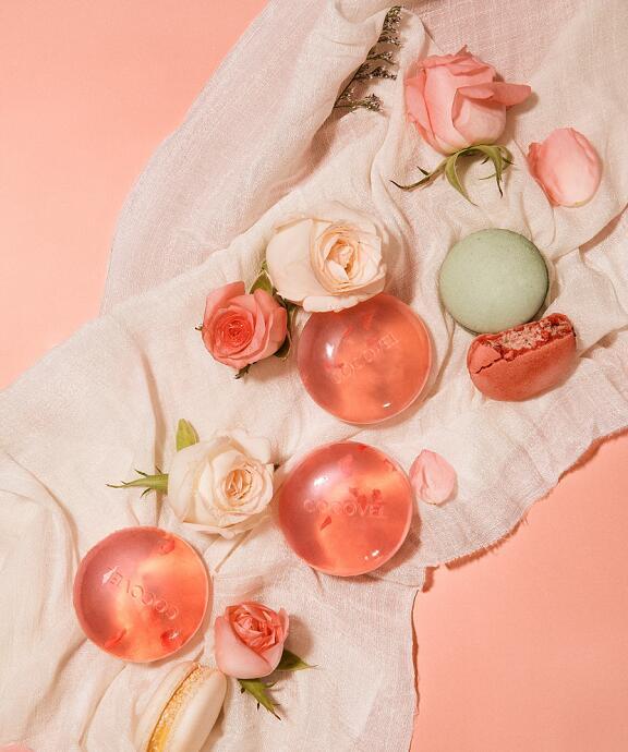 《庆余年》里宋轶为何自带美颜滤镜?原因都在Cocovel花瓣皂里