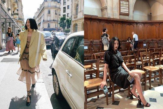 巴黎男装周吸睛战场:我唯独想pick这位强势霸屏的时髦精!