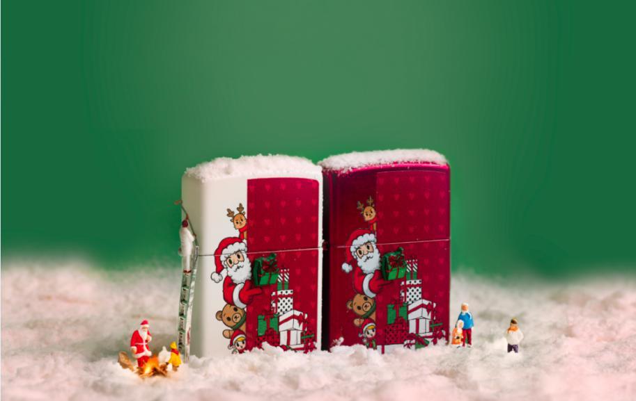 Zippo圣诞主题新品 装扮你的奇妙圣诞夜