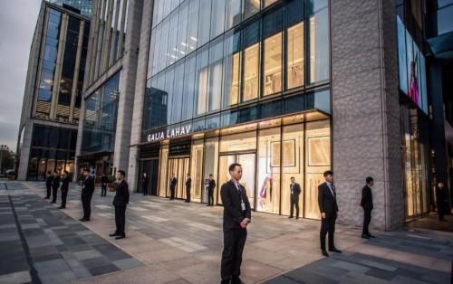 Galia Lahav上海时装大秀圆满落幕,中国首家旗舰店于上海开幕