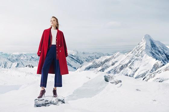 印象草原2020秋冬新品发布会 | 更时尚的羊绒服装