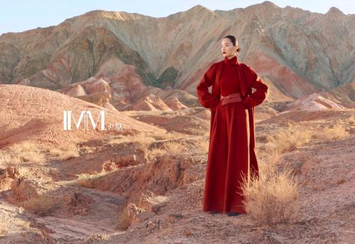 IMM尹默2020冬季大片发布丨回归本源,尽兴发声