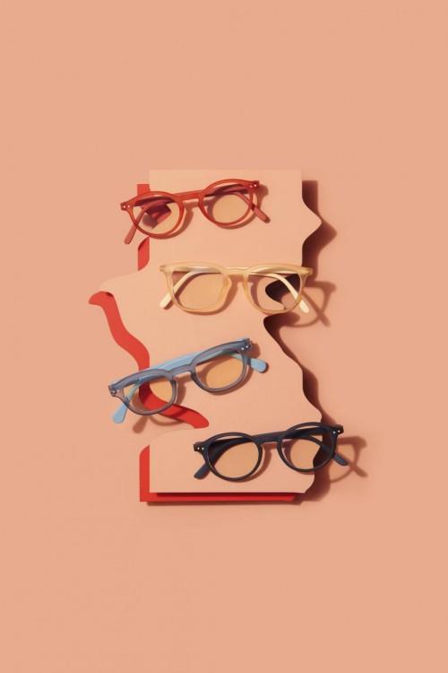 法国潮流眼镜IZIPIZI登陆中国,新年限定款首发于INNERSECT潮流展