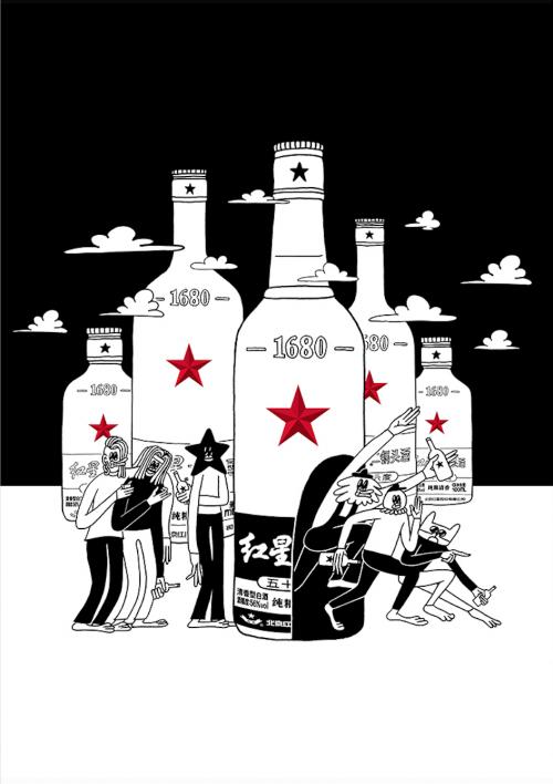 新年最潮最酷盖,JACK&JONES | 红星二锅头 | RADIO WOON诠释硬核兄弟情