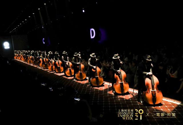 【電影時裝】2021春夏上海时装周秀场直击
