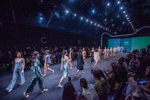 青色atelier intimo携手《大宋宫词》发布全新2021春夏系列