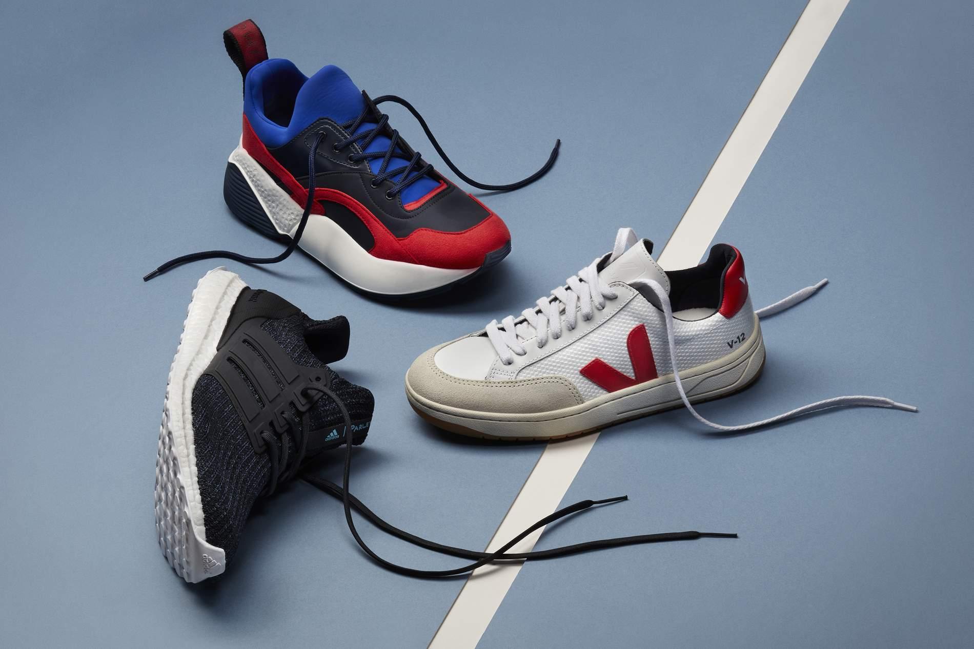 爱地球,从运动鞋开始