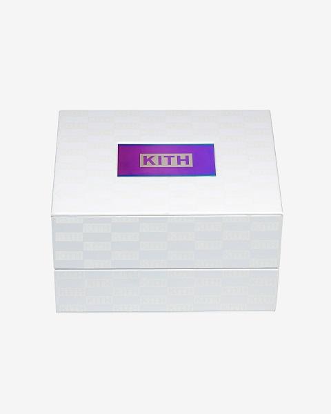 G-SHOCK·KITH新款彩虹联名腕表 4月炫光来袭 限量开售