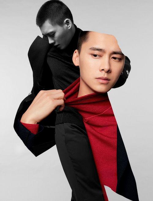 BOSS全球品牌代言人——李易峰